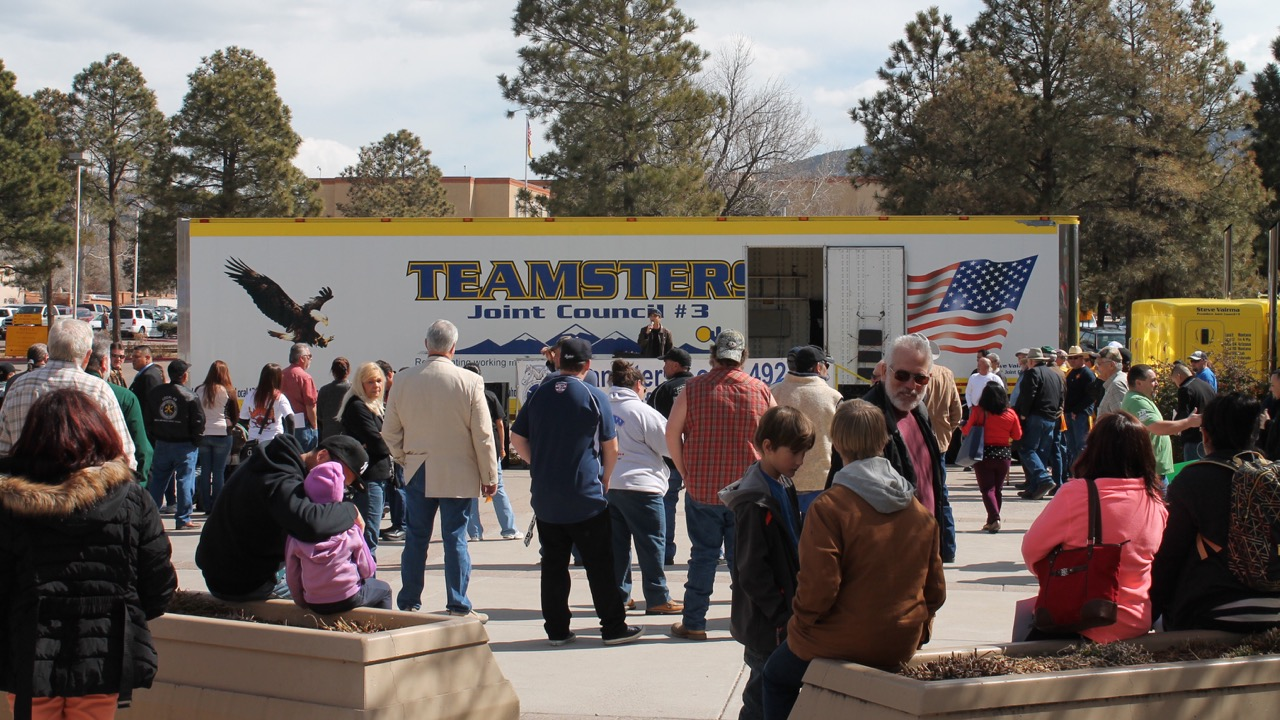 Teamsters Local 492